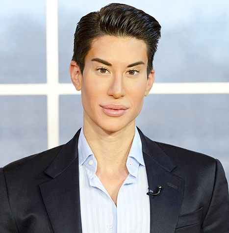 Human Ken Doll ........Justin Jedlica: Five Things to Know - Us Weekly