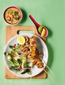 La recette minceur du jeudi : Salade thaï à l'huile de sésame
