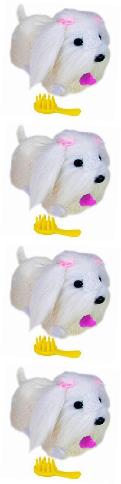Zhu Zhu Pets 171529: Zhu Zhu Puppies Dog Sabrina - Maltese (White) -> BUY IT NOW ONLY: $49.96 on eBay!