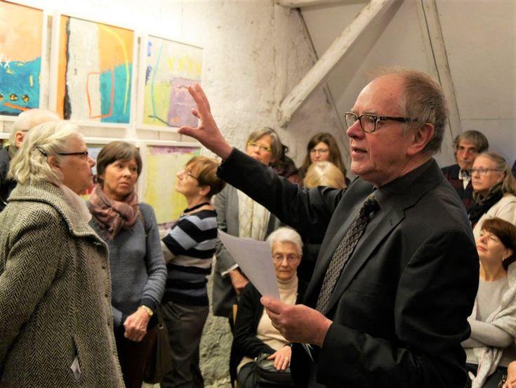 Der Style von Hannover ist...    im Kunstraum Benther Berg tolle Ausstellungen zu sehen - https://www.style-hannover.de/kunstraum-benther-berg/