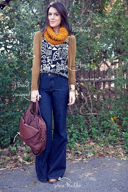 12.11.12a by kendilea, via Flickr  and i need to buy myself a pair of these pants...and shirt...