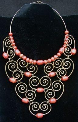 Oh my! Precious Aarikka has done it again... By Finnish jewelry company Aarikka