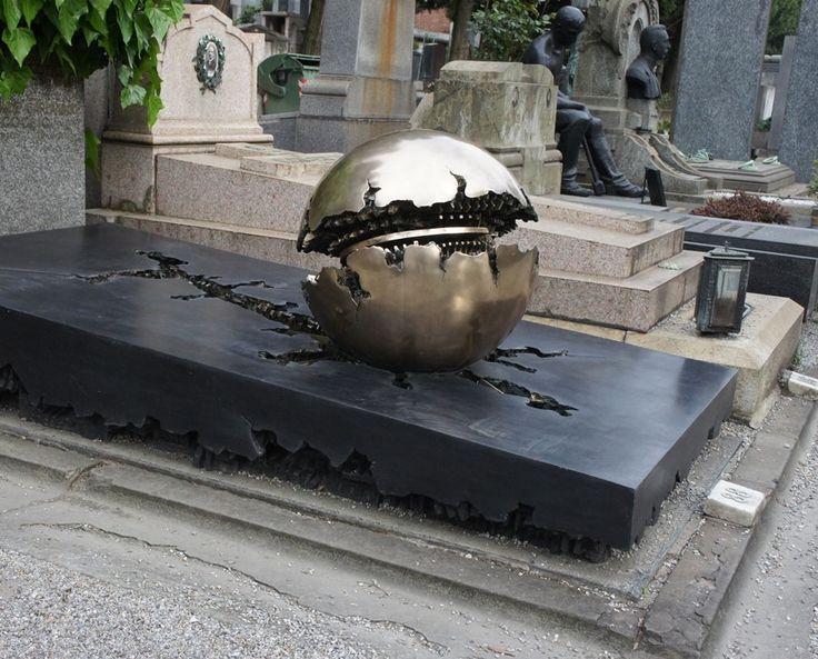 ogromna nekropolia w Mediolanie wciąż dostarcza inspiracji projektantom i architektom