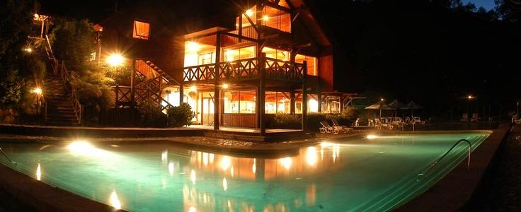 Termas Huife, el más exclusivo resort termal del sur de Chile www.termashuife.com