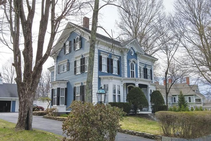 Grafton Common Italianate | CIRCA Old Houses | Old Houses For Sale and Historic Real Estate Listings