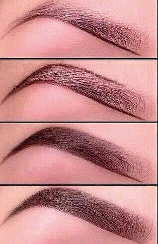 maquiller sourcils - Copie
