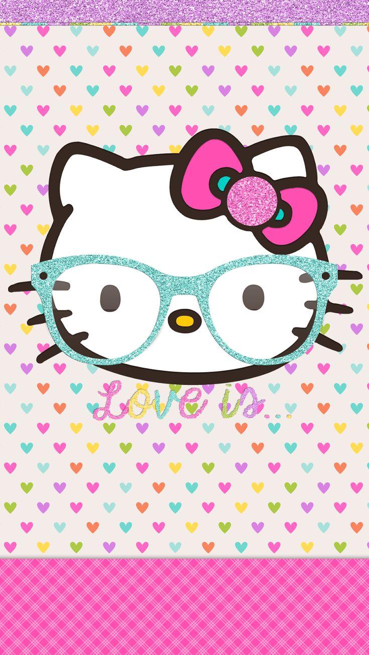 Sweet Poison Themes Freebies Hello kitty wallpaper