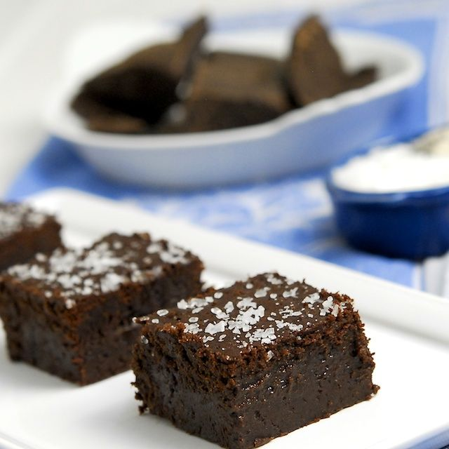 Baked NYC's Sweet and Salty Brownies