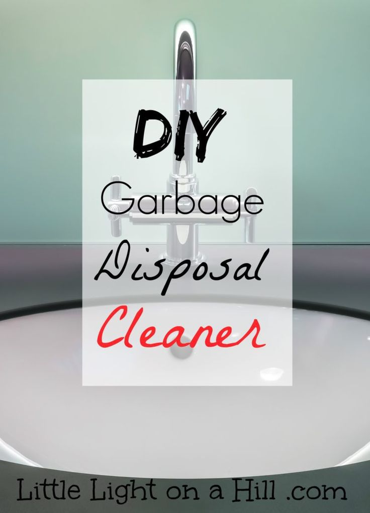 Keeping your kitchen clean doesn't always ensure a smell-free kitchen. Here is the easiest tip to keep your garbage disposal smelling fresh.