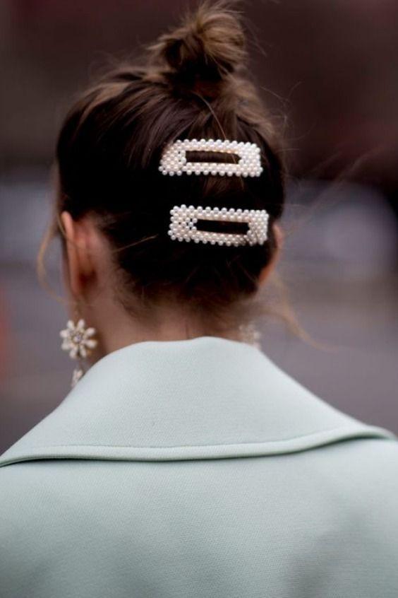 Tendance Accessoires Cheveux Romantiques -