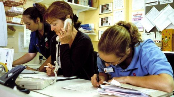 """The government has announced measures to clamp down on """"rip-off"""" staffing agencies used by the NHS to plug gaps in nursing and doctor rotas"""