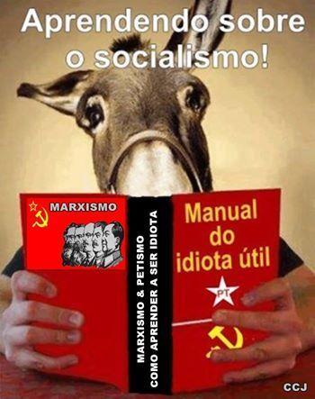 """ BLOG do Ivan maia "" GUAPIMIRIM REAGE BRASIL.: Manual do idiota útil"