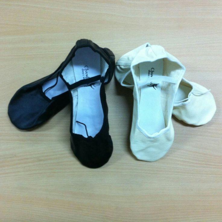 Sepatu balet Chandra bahan oscar