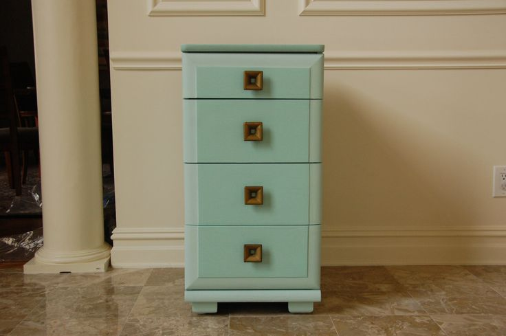 Best Upcycled Mengel Man Permanized Small Dresser Or Nightstand 640 x 480