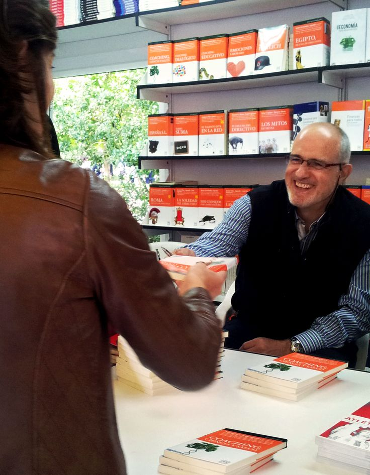 Francisco Junquera autor de Coaching, ciencia y salud