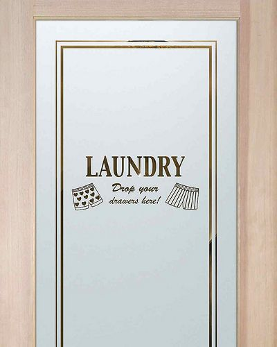 70 best Laundry Room Doors images on Pinterest | Etched ...