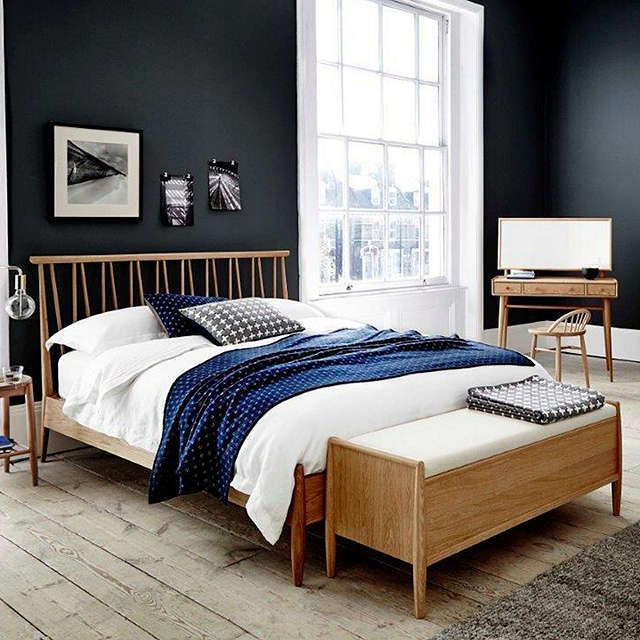 Buyercol for John Lewis Shalstone Bed Frame, Oak, Double Online at johnlewis.com