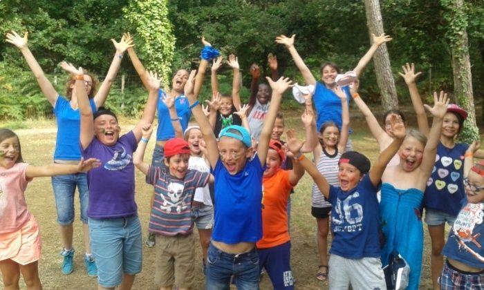 Club enfants au camping Palmyre Loisirs avec de nombreuses activités et animations