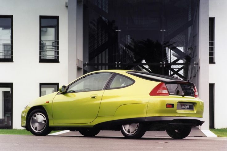 Honda's Insight into future motoring | Eurekar