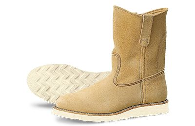 """9"""" Pecos / Cushion-sole Style No. 8168 