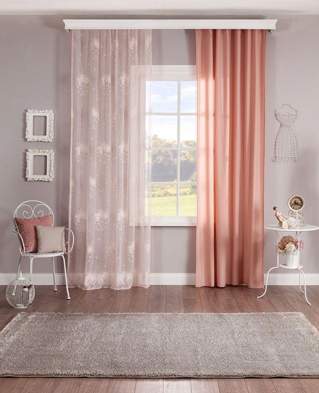 Υπέροχες κουρτίνες σε απαλές αποχρώσεις για να στολίσετε το παιδικό σας  δωμάτιο. Δείτε όλα μας e369f8405e4
