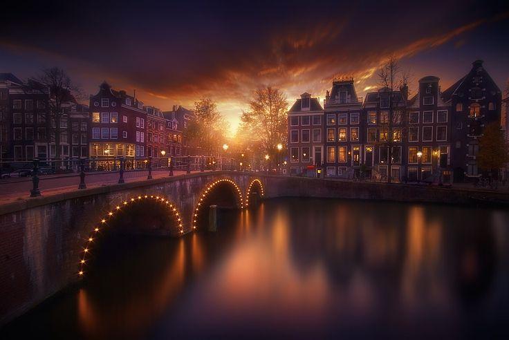 Amsterdam icon by Iván Maigua on 500px