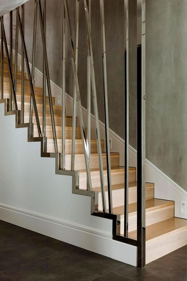 36 Modern Indoor Stair Railing Kits Systems for Your Inspiration