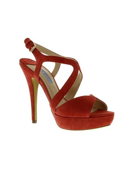 Tony Bianco - Carousel Coral Sandal