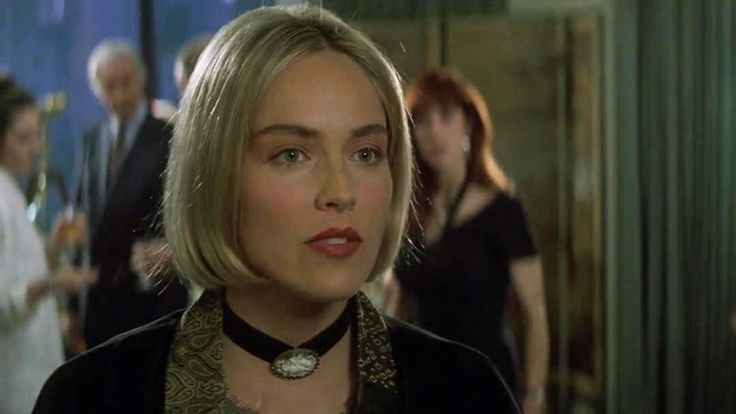 Carly Norris / Sharon Stone (Sliver)