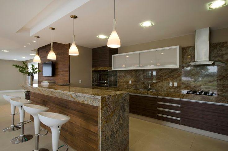 Decor Salteado - Blog de Decoração | Construção | Arquitetura | Paisagismo: Áreas de churrasco decoradas + 10 tipos de churrasqueiras!