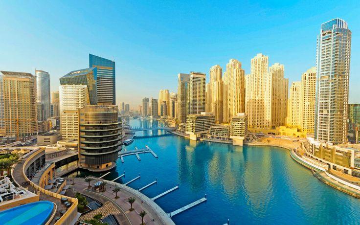 Dubai er helt fantastisk smuk, og er absolut besøget værd. www.apollorejser.dk/rejser/asien/de-forenede-arabiske-emirater/dubai
