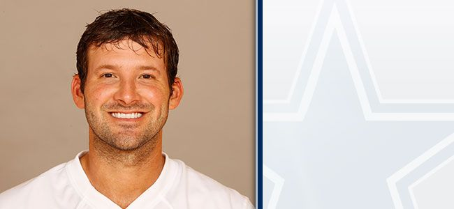 Tony Romo #9 QB Height: 6-2 Weight: 236 Age: 24 College: Eastern Illinois Experience: 12