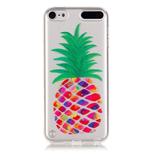 awesome iPod Touch 6 5 Case , NEXCURIO Soft Gel TPU Case Cover Scratch-Resistant Thin-Fit for Apple iPod Touch 6 6th Generation / 5 5th Generation - Pineapple Check more at http://forsaletoday.uk/shop/ipod/ipod-touch-6-5-case-free-tempered-glass-screen-protector-nexcurio-soft-gel-tpu-case-cover-scratch-resistant-thin-fit-for-apple-ipod-touch-6-6th-generation-5-5th-generation-pineapple/