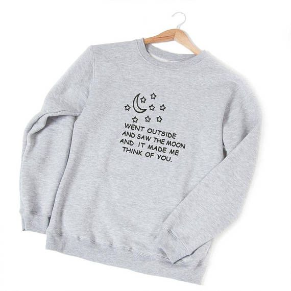 Cry Baby Sweatshirt Embroidered Sweatshirt Grunge Sweater 90s Teen Sweatshirt Unisex Sweatshirt Sadboy Sweater Minimalist Clothing Don`t you think the print on this sweatshirt is cool? Moreover, this cute sweatshirt is so cozy and soft. Unisex Embroidery Sweatshirts, extremely soft,