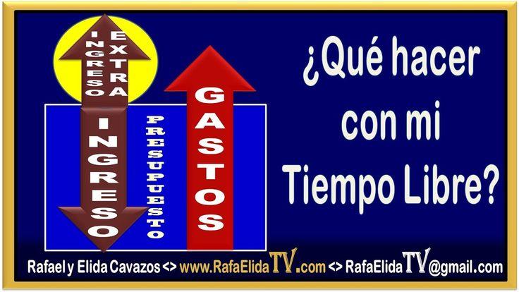 Libre de Deudas – Parte 2 - Hoy Oramos - www.RafaElidaTV.com