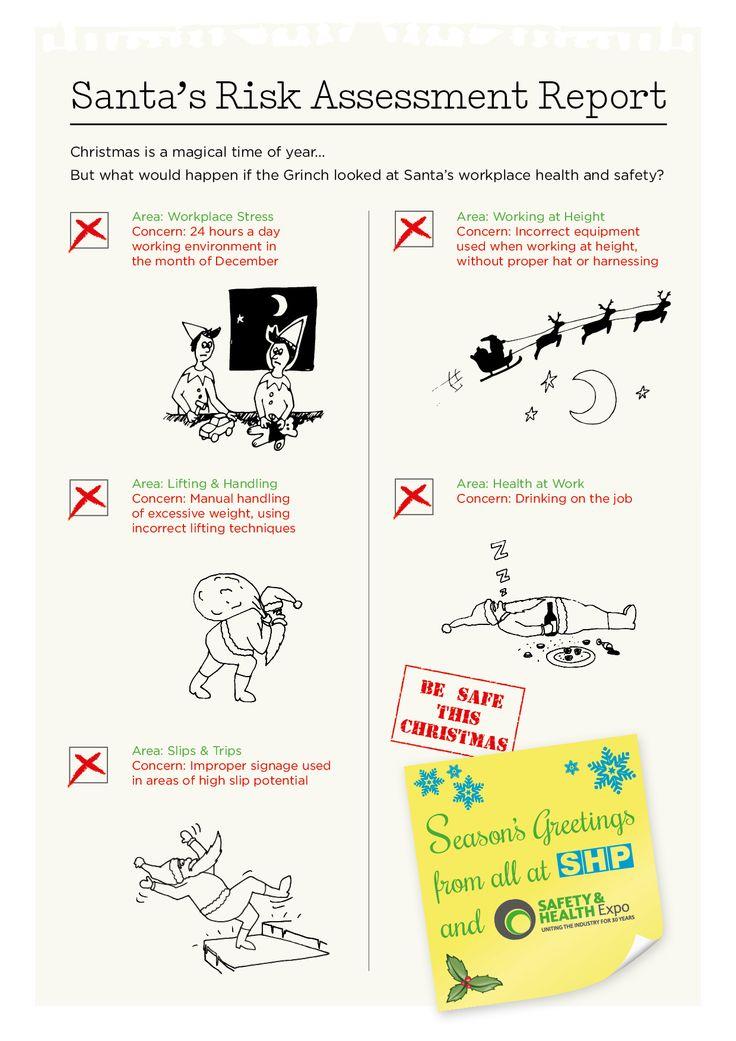 Santa_reportjpg (1240×1754) Santasu0027 Workshop - An Elf an Safety - risk assessment report