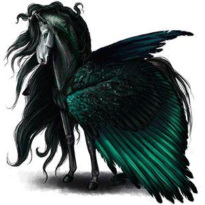 Emerald, Pegasus Akhal-Teke Roan #5124016 - Howrse US