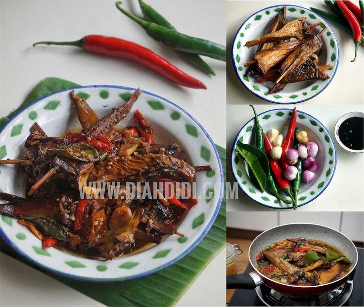 Diah Didi's Kitchen: Iwak Pe Masak Kecap