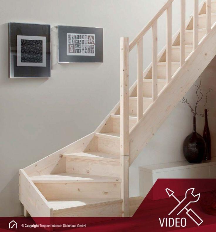 die besten 25 setzstufen ideen auf pinterest wei e treppe handlauf eiche und wendeltreppen. Black Bedroom Furniture Sets. Home Design Ideas