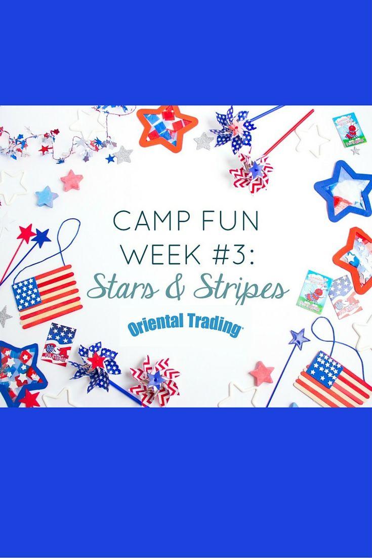 Oriental trading christian crafts - Camp Fun Week