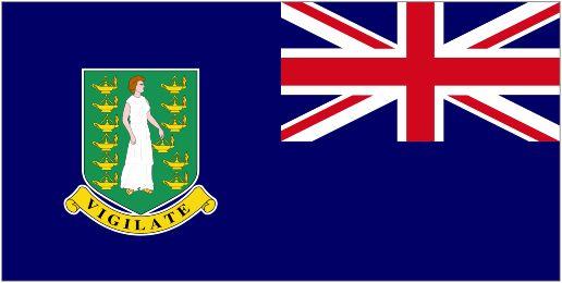 Флаг  |  Британские виргинские острова  |  flag  |  British Virgin Islands | travel