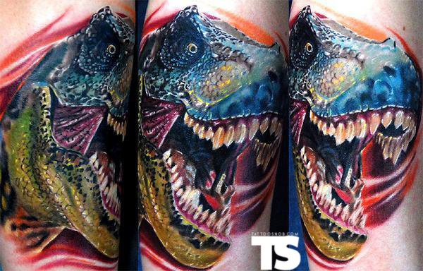 T-Rex: Phil Garcia