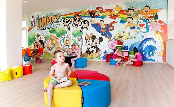 Juniorclub (¡nuevo!) #h10 #h10hotels #salou #h10mediterraneanvillage