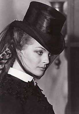 Romy Schneider as Sissi