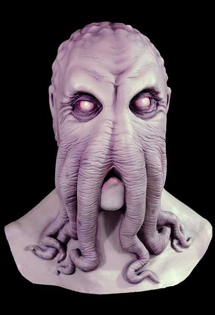 H.P. Lovecraft Cthulhu Latex Mask Death Studios