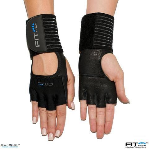 Spartan Grip TM Leather Palm