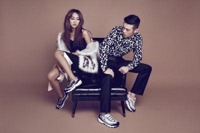 Sistar and Beenzino by Mok Jung Wook for Highcut Korea Jan 2015