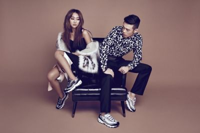 Sistar and Beenzino by Mok Jung Wook for Highcut Korea Jan 2015