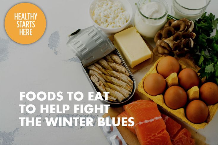 Seasonal Affective Disorder is much too real during the blistering winter. Thankfully, there is a wide variety of foods that can make you happy!