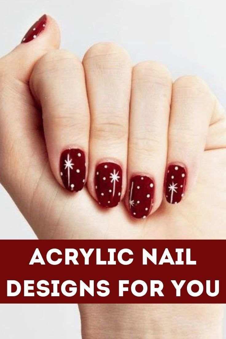 10 Acrylic Nail Designs For You To Impress Everyone Acrylic Nail Designs Nail Designs Nails